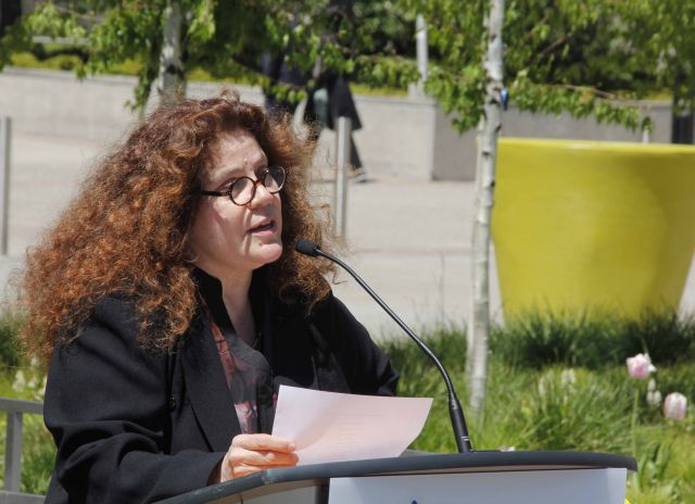Toronto Poet Laureate Anne Michaels